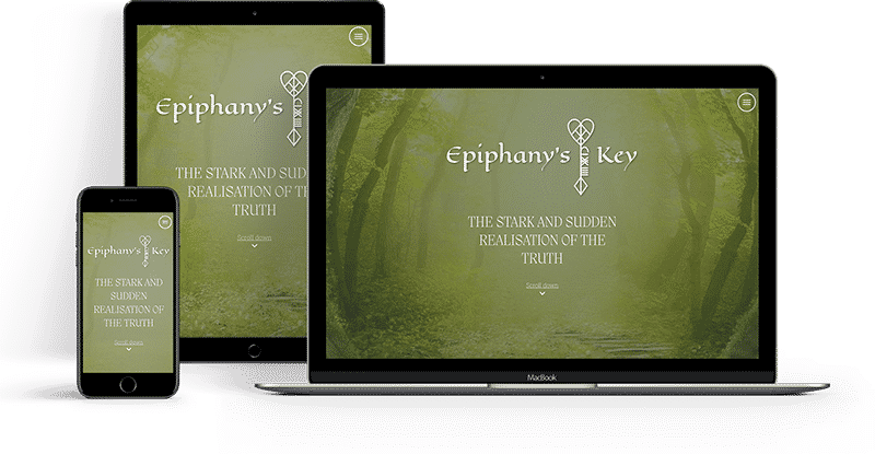 Website preview Epiphany's Key
